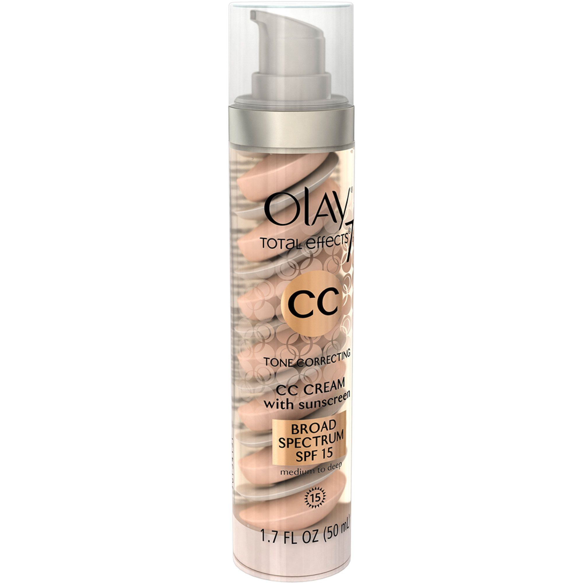 Olay Total Effects 7 In One CC Tone Correcting Moisturizer SPF 15