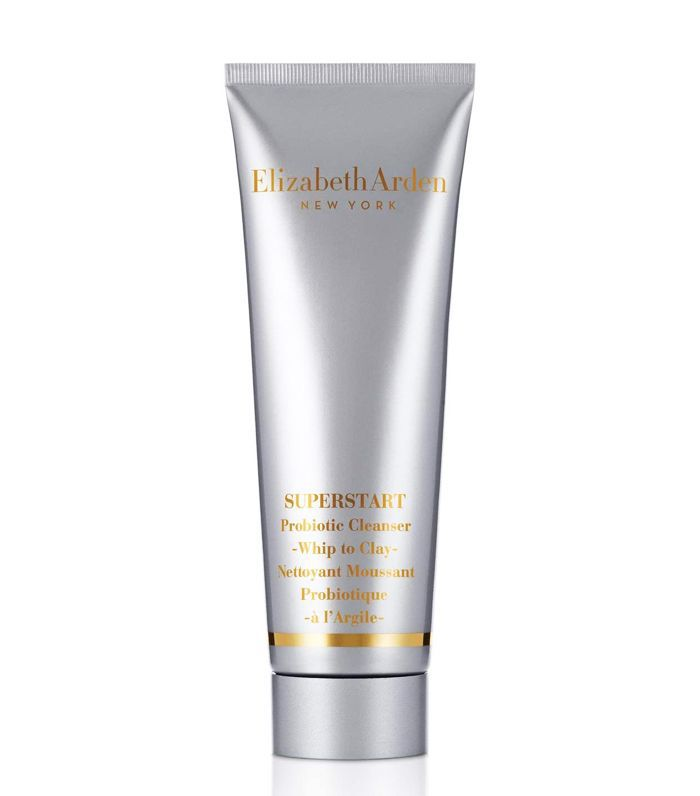 Elizabeth Arden Superstart Probiotic Whip to Clay Cleanser