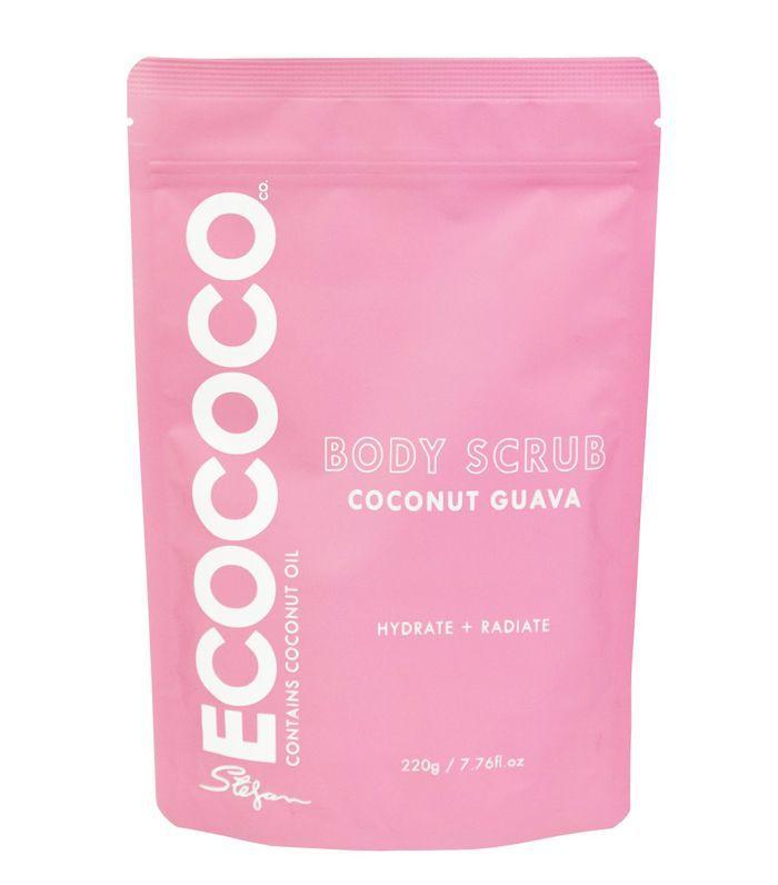 Australian Beauty Brands: Ecococo Coconut Guava Body Scrub