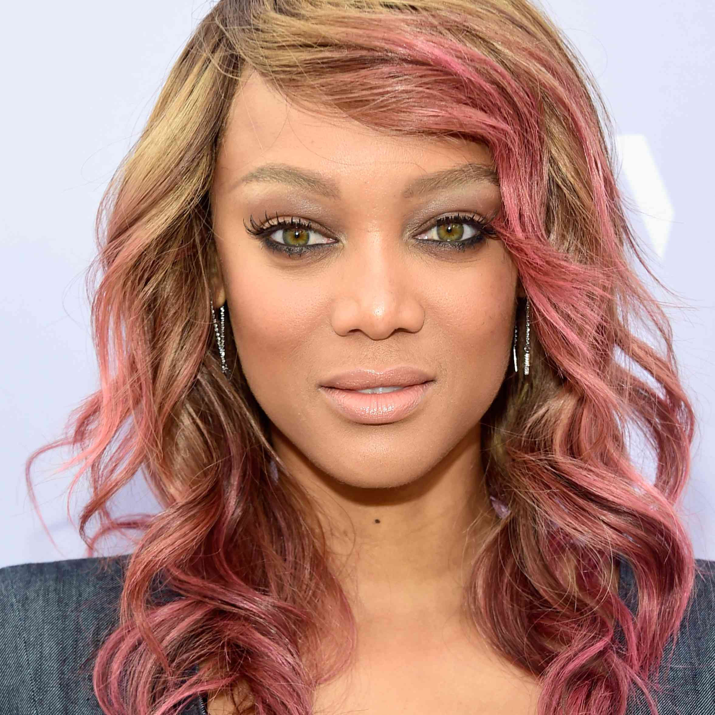 Tyra Banks The Hollywood Reporter Hosts the 24th Annual Women In Entertainment Breakfast - Red Carpet