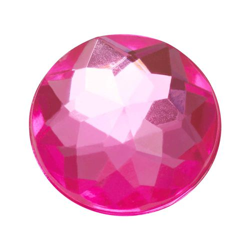 Sparkly Pink Circle ($6,99)