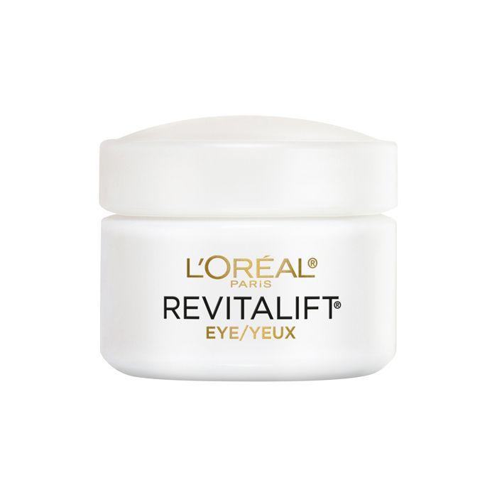 L'oreal Paris Revitalift Anti-Wrinkle + Firming Eye Cream - best retinol eye cream