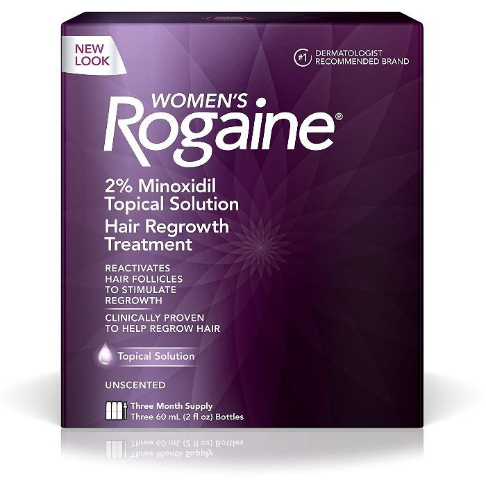 Regaine for Women Regular Strength 2% Minoxidil