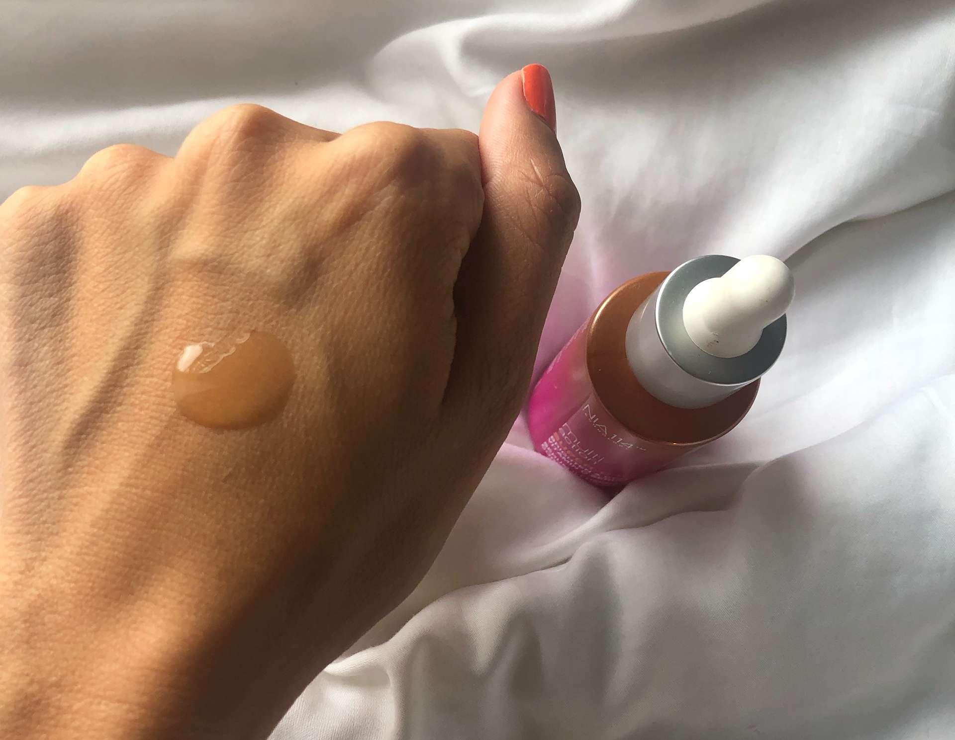 StriVectin Super-C serum texture