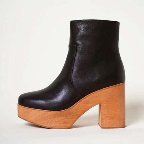 Charlotte Stone Paz Clog Boot