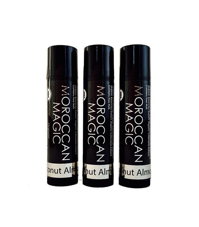 Moroccan Magic Organic Argan & Essential Oil Lip Balm
