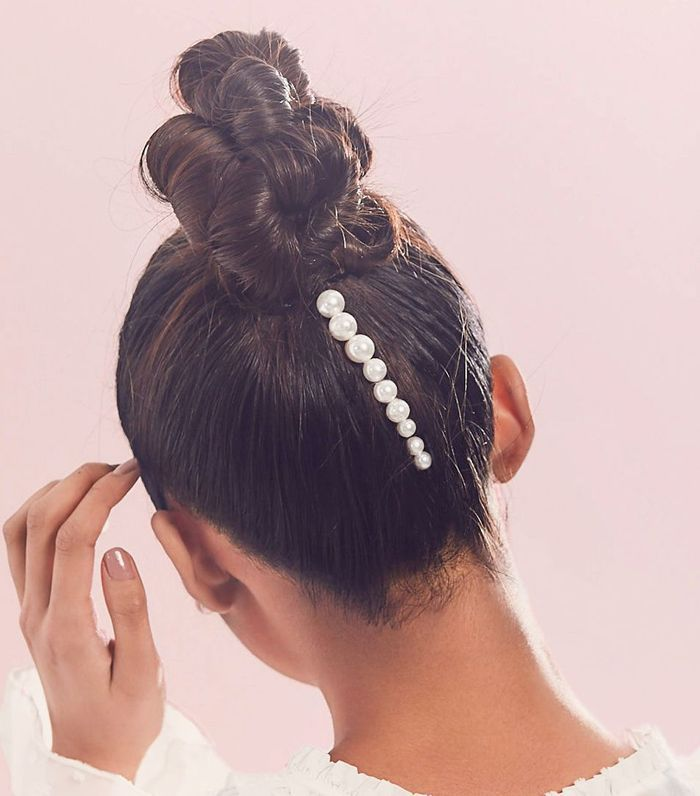 Jen Atkin x Chloe + Isabel Pearl Pin Set