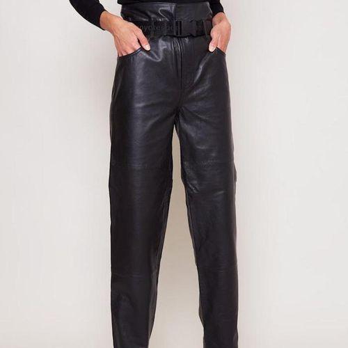 Les Coyotes de Paris Dawn Leather Pants