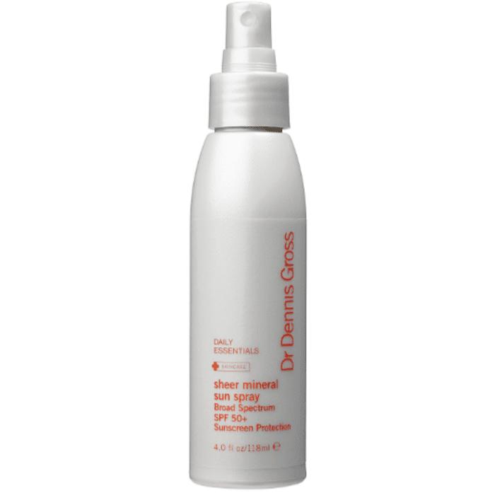 Sheer Mineral Sun Spray SPF 50 4 oz