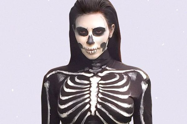 The Best Halloween Face Painting Ideas For Adults