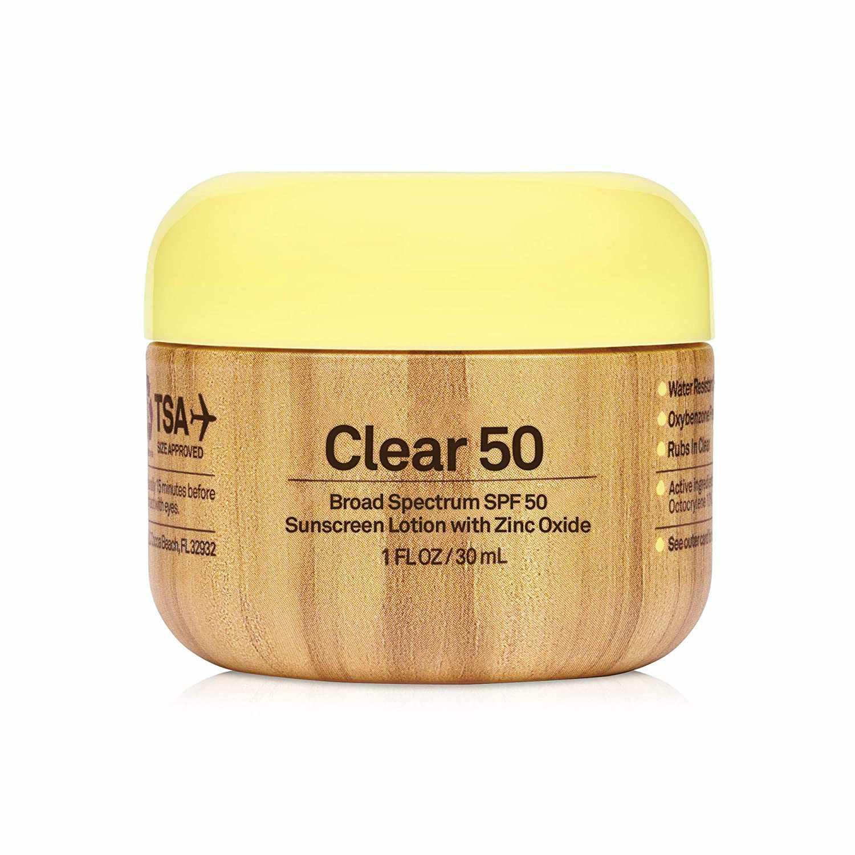Sun Bum Original SPF 50 Clear Zinc
