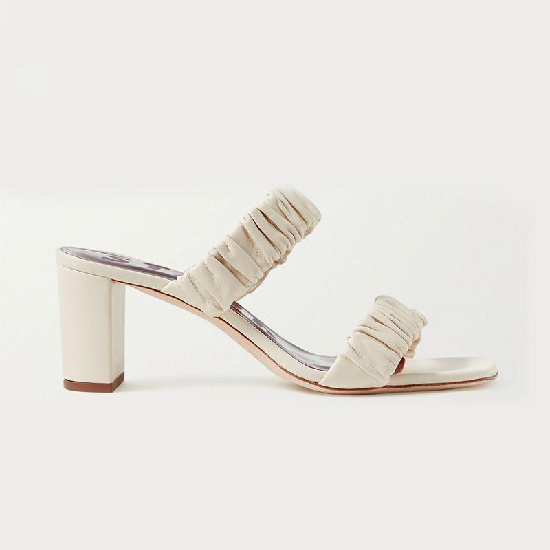 Knots Heel Sandals