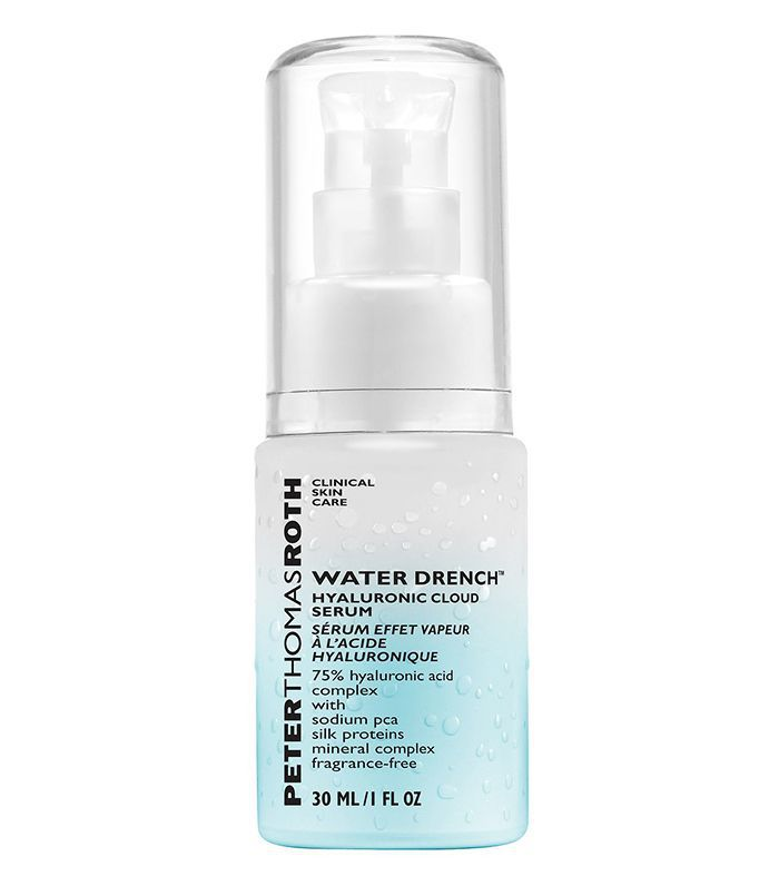 Best hyaluronic acid serum: Peter Thomas Roth Water Drench Hyaluronic Cloud Serum