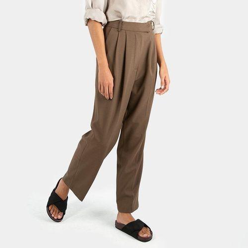 Bea Pleated Suit Pants ($229)