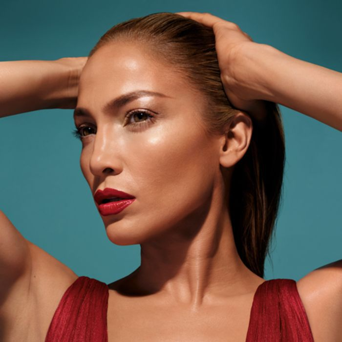 Jennifer Lopez's new makeup collection