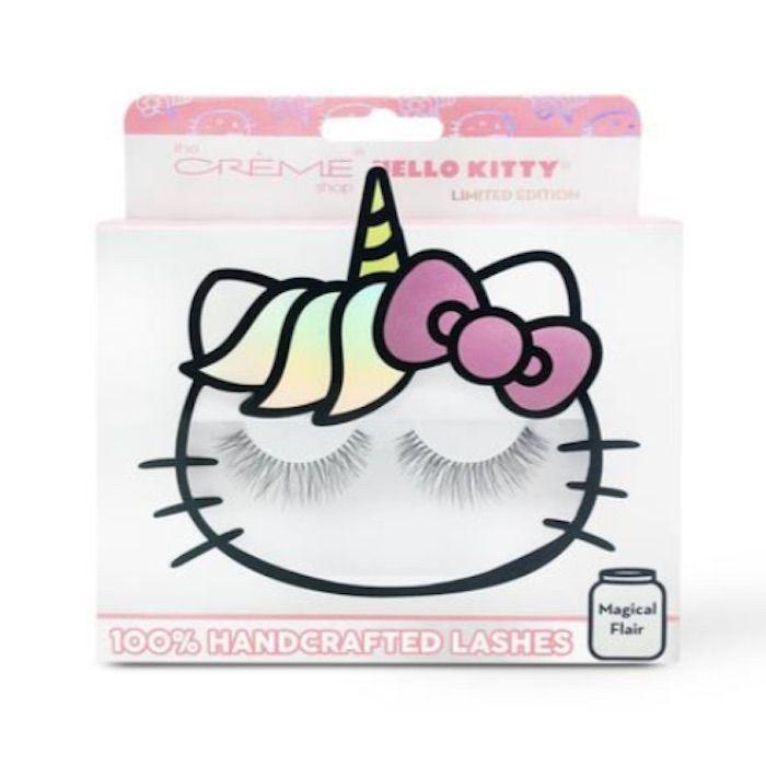 eee692dfa71 The Crème Shop Hello Kitty Unicorn Magical Flair Lashes $7