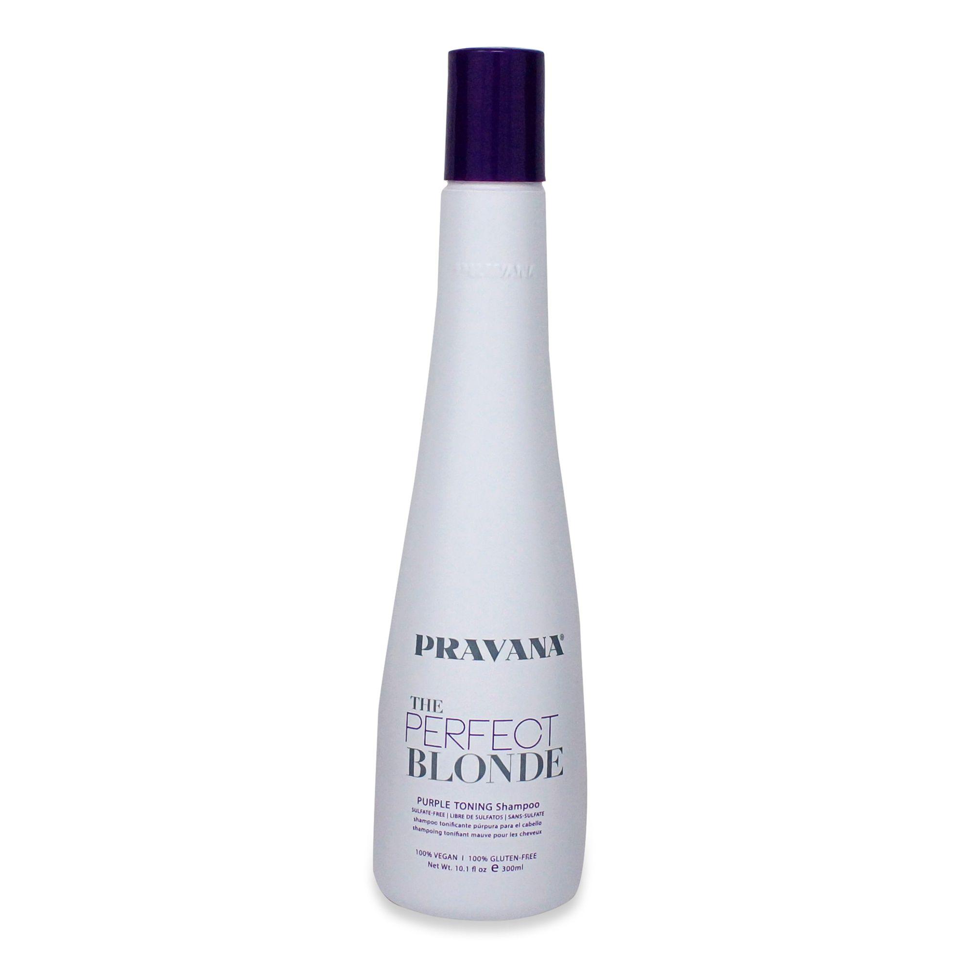 pravana the perfect blonde shampoo