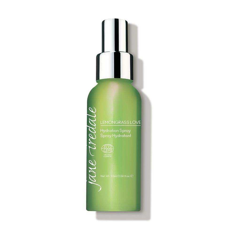Jane Iredale lemongrass spray