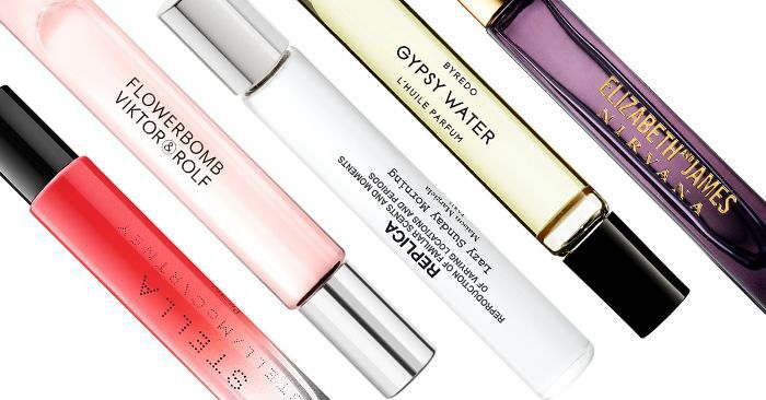 10 Rollerball Perfumes That Pretty Much Make You Smell Irresistible