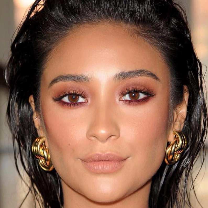 FYI, Burgundy Eyeshadow Will Make You Want To Throw Away Your Neutrals