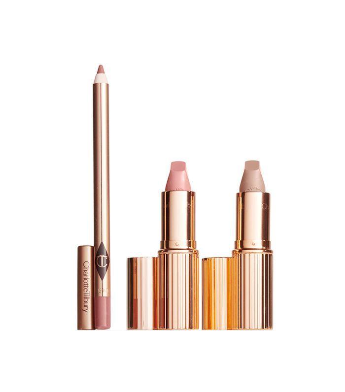 Hot Lips Lipstick Set - Perfect Pink