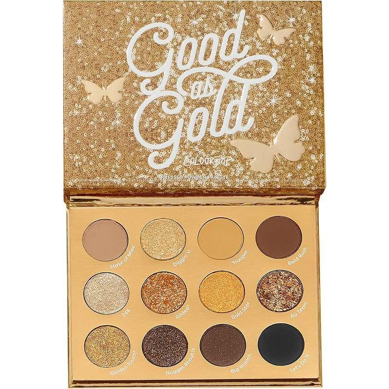 Good as Gold Eyeshadow Palette