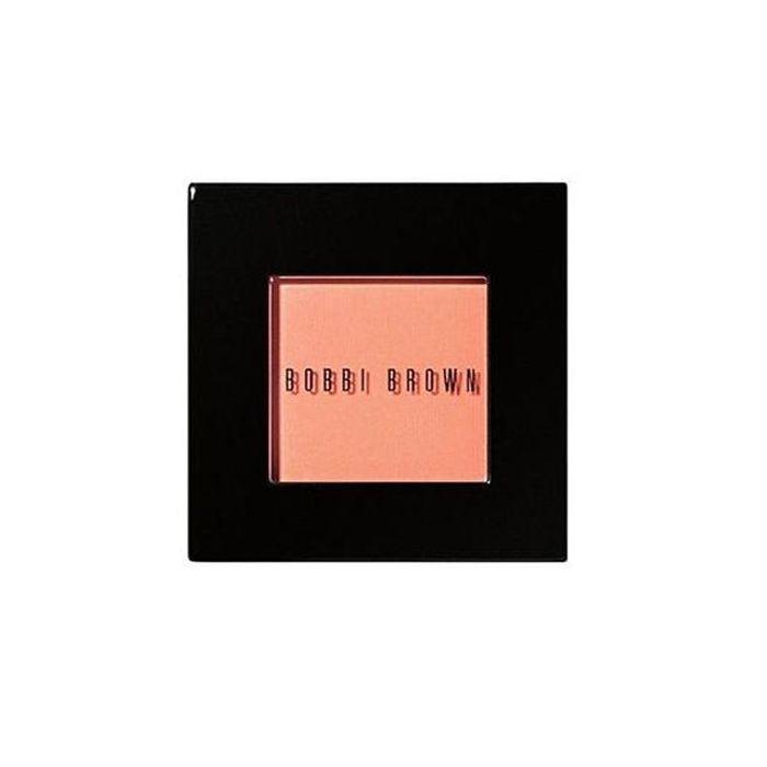 Danielle Peazer daytime makeup look: Bobbi Brown Blus in Nude Peach