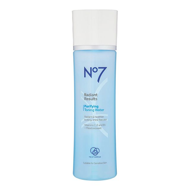 no7 purifying toning water