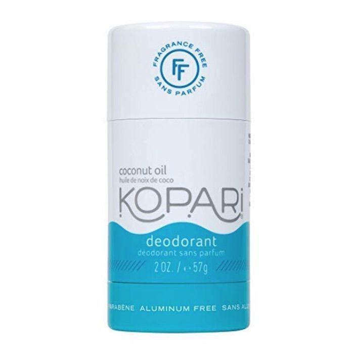 Kopari Aluminum and Fragrance-Free Deodorant