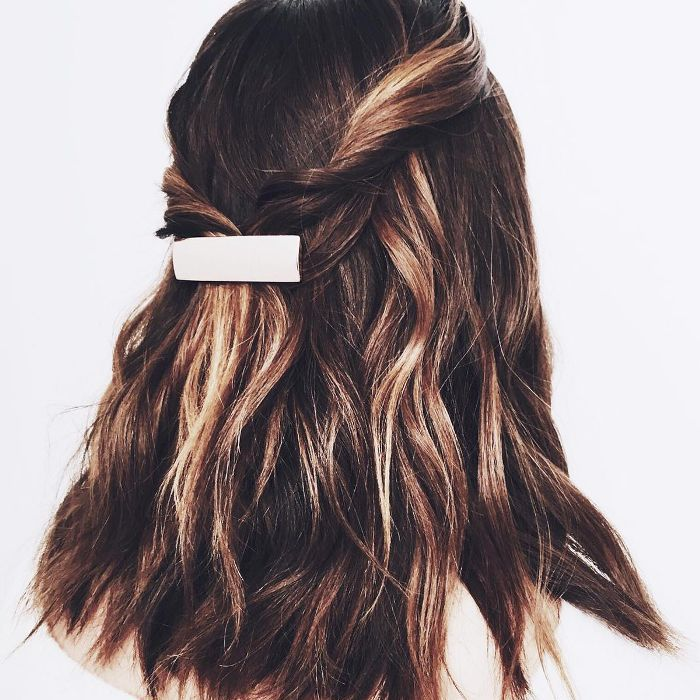 Half Up Half Down Hair Ideas That Are Perfect For Lazy Days