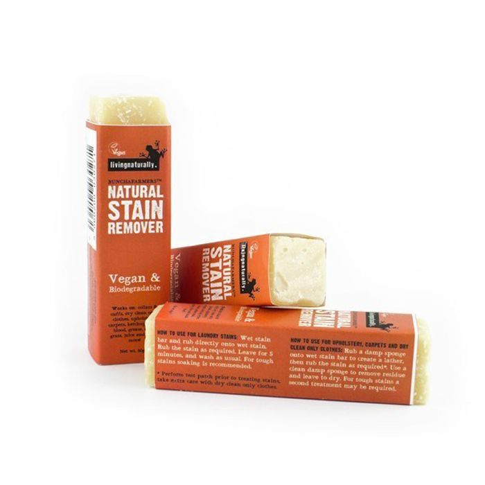 eco products: Living Naturally Stain Remover Stick