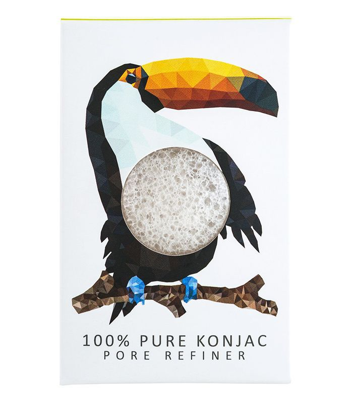 Secret santa ideas: The Konjac Sponge Company Konjac Mini Pore Refiner Rainforest Toucan