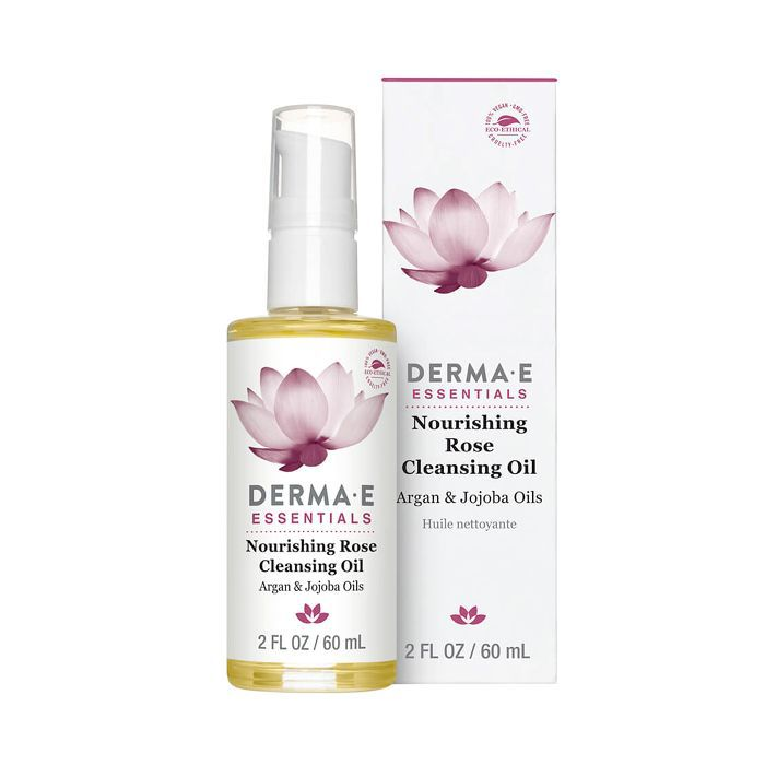 Nourishing Rose Cleansing Oil