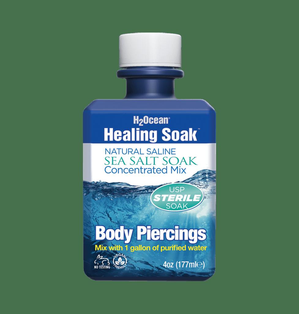 H2Ocean Healing Soak Sea Salt Concentrate