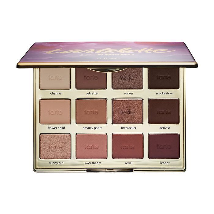 Tartelette In Bloom Clay Eyeshadow Palette 12 x 0.053 oz