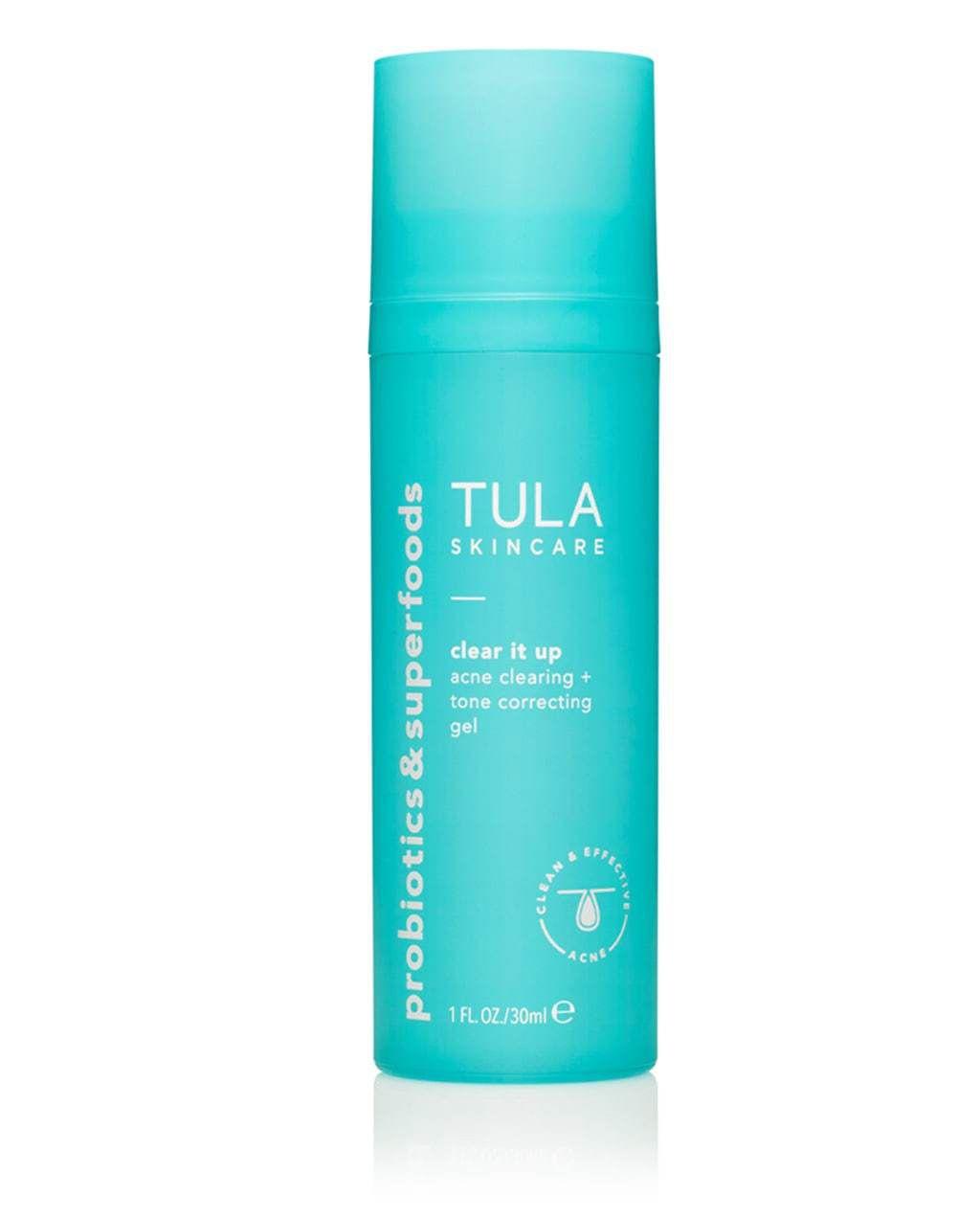 Tula Acne Clearing + Tone Correcting Gel