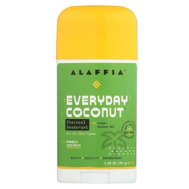 Alaffia Everyday Coconut Charcoal Deodorant