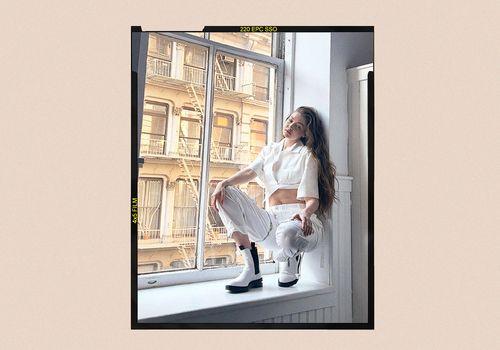 Timeless Neutral Style Gigi Hadid