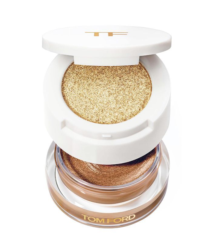 Tom Ford Limited Edition Cream and Powder Eye Colour in Naked Bronze