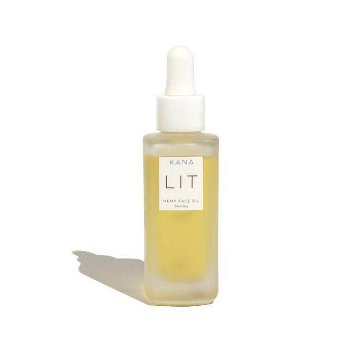 Kana Skincare Lit Hemp Facial Oil Blend