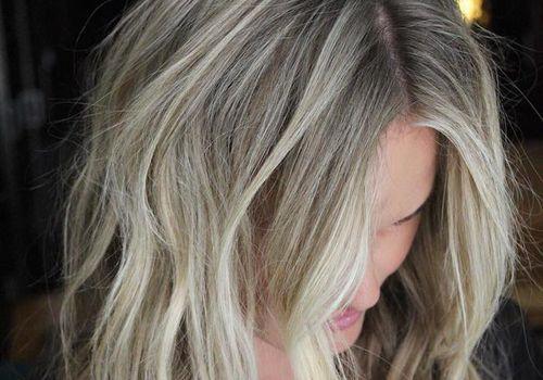 Mushroom Blonde