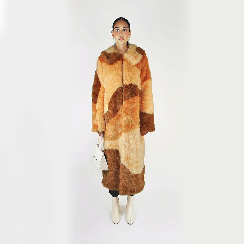Diddy Faux Fur Coat