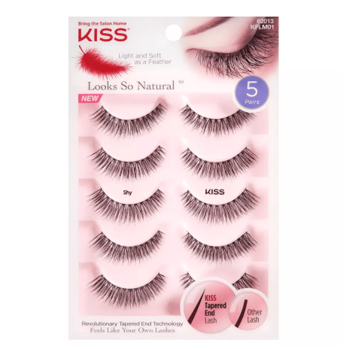 a53e266a598 These Are the 10 Best Natural-Looking False Eyelashes