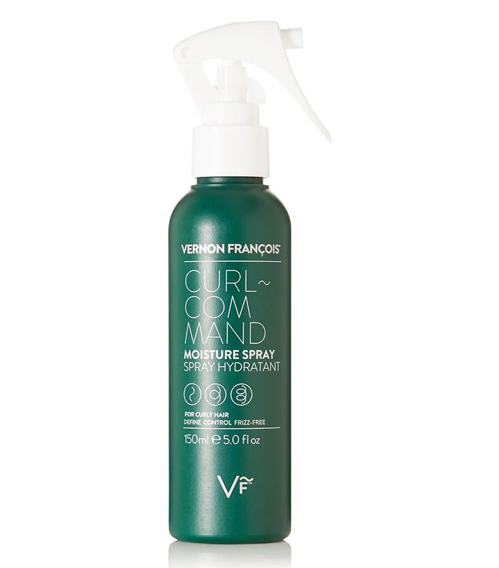 Best leave-in conditioners: Vernon Francois Curl Command Moisture Spray