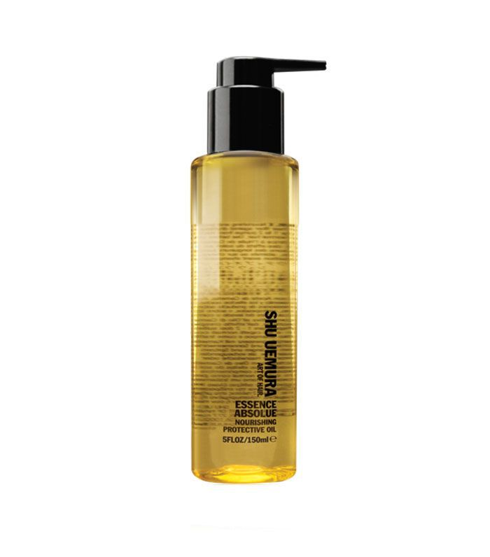 Shu Uemura Essence Absolue Nourishing Protective Oil - how to add volume to fine hair