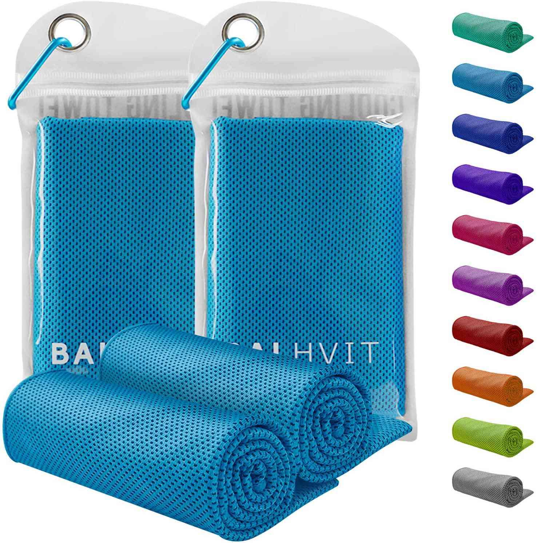 Balhvit Instant Relief Cooling Towel 2 Pack