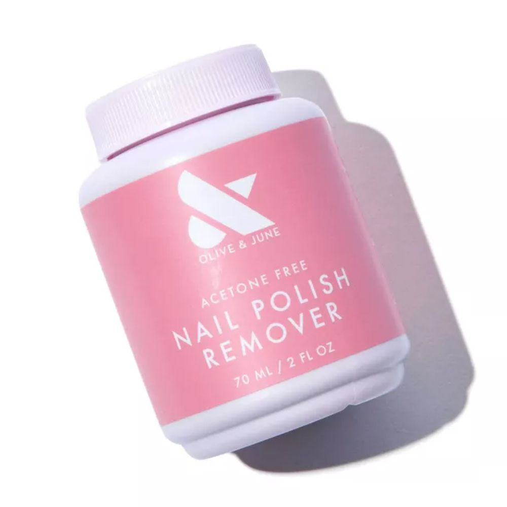 olive and june nail polish remover