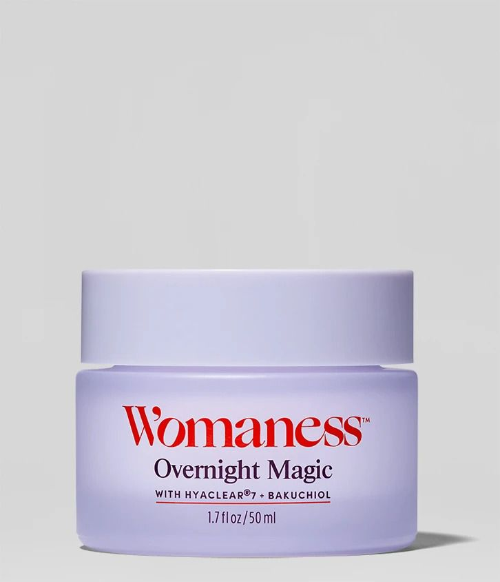 Womaness Overnight Magic Nighttime Repair Cream