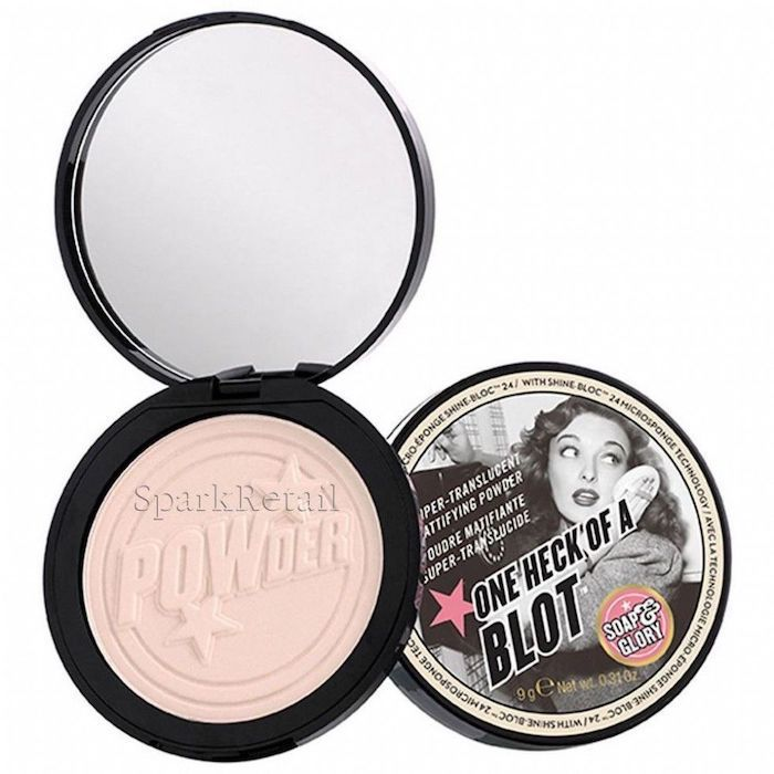 Soap & Glory One Heck of a Blot Face Powder