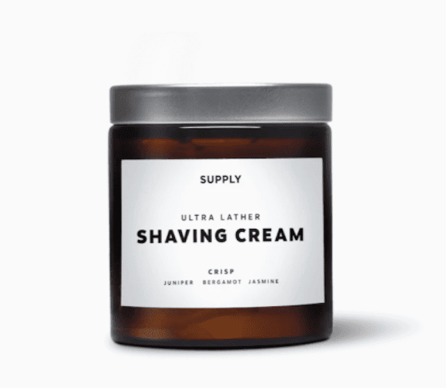 Supply Ultra Lather Shaving Cream